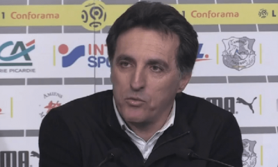 """Amiens/PSG - Pélissier """"Le prochain adversaire va sûrement payer les pots cassés. Et c'est nous!"""""""