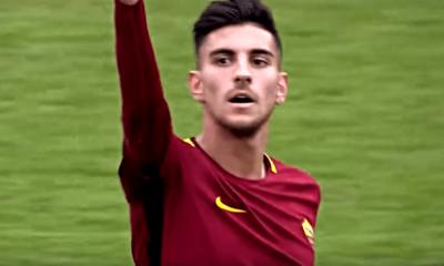 Mercato - Lorenzo Pellegrini ironise sur la rumeur PSG