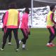 Adrien Rabiot fait son retour à l'entraînement avec l'équipe première du PSG