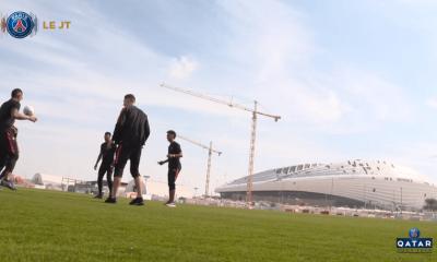 Suivez l'entraînement du PSG à 16h