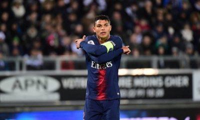 """Thiago Silva """"Un recrutement au milieu ? Cela nous ferait du bien"""""""