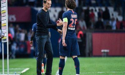 Thomas Tuchel a confirmé qu'Adrien Rabiot fait le stage au Qatar avec le PSG