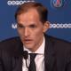 """PSG/Guingamp - Tuchel """"Je suis heureux et triste...Verratti, c'est le pire qui pouvait nous arriver"""""""