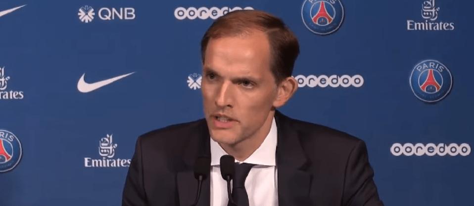 Amiens/PSG - Suivez la conférence de presse de Thomas Tuchel à 14h