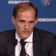 PSG/Rennes - Tuchel en conf :