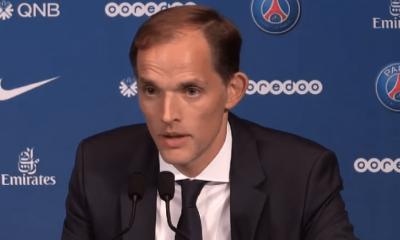 """PSG/Guingamp - Tuchel en conf : départ de Diarra, """"il nous faut plus de joueurs"""", Kurzawa et gestion"""