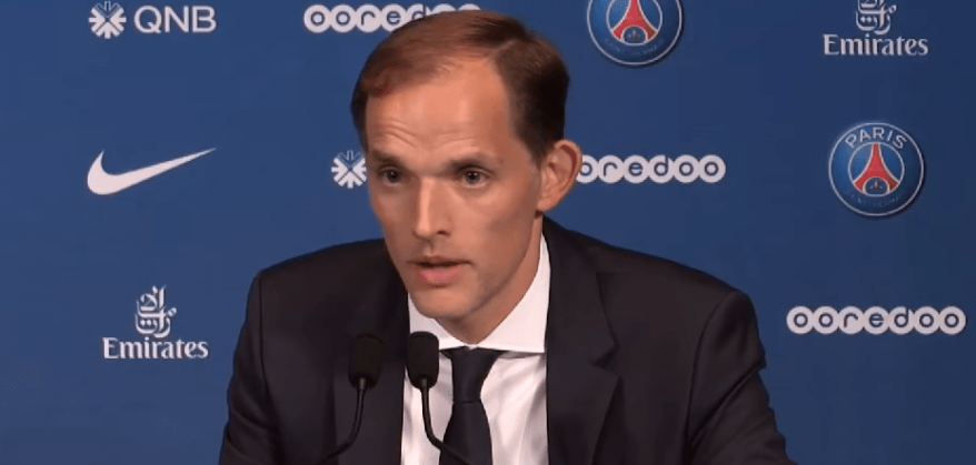 Thomas Tuchel évoque la réaction de son équipe, la blessure de Neymar et le mercato