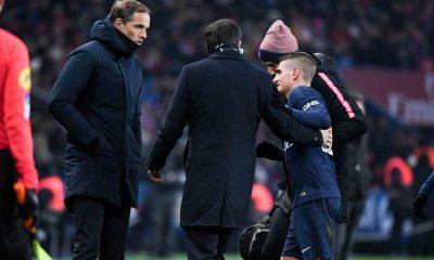 Ducardonnet optimiste pour la présence Verratti contre Manchester United