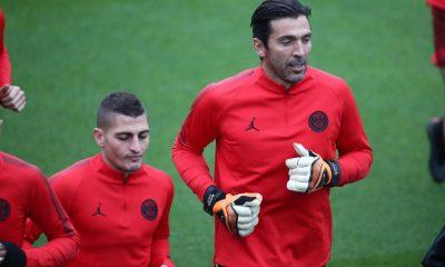 Verratti + Buffon - PSG
