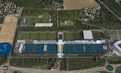 L'enquête publique pour le nouveau centre d'entraînement du PSG devrait commencer prochainement