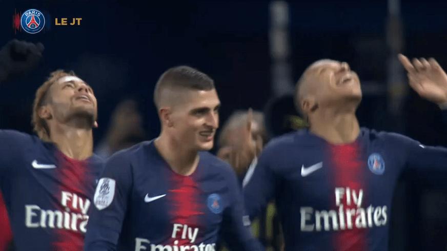 Les images du PSG ce jeudi : fin de vacances, coiffure Rouge et Bleu et de Diaby et retour du JT