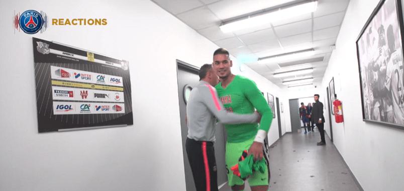 Les images du PSG ce samedi : victoire à Amiens, des nouvelles de Kimpembe et Neymar qui encourage Paris