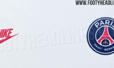 La tenue third du PSG sur la saison 2018-2019 sera surtout blanc et inspiré des années 90, selon Footy Headlines
