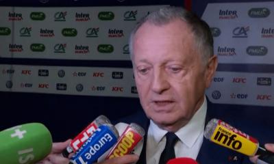 Aulas donne raison au PSG face à L'Equipe, mais critique la LFP et le stage au Qatar des Parisiens