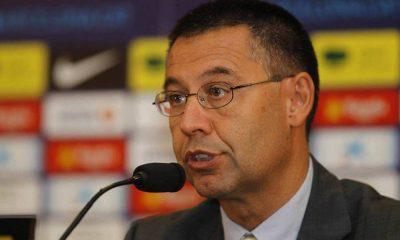 """Bartomeu """"Les clubs-États, comme le PSG ou Manchester City, sont des cas à part."""""""
