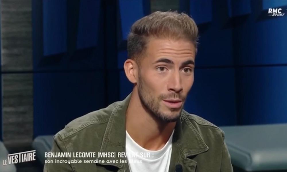 """PSG/Montpellier - Lecomte """"La note est salée... Di Maria ? C'est un grand joueur, il faut le féliciter"""""""