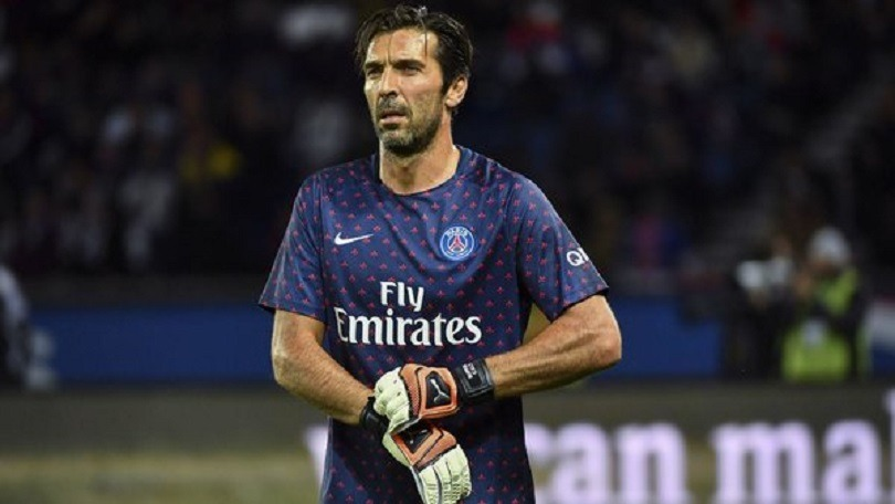 """PSG/Bordeaux - Buffon """"Je n'ai pas aimé le match, nous devons nous améliorer dans notre mentalité"""""""