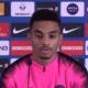 """PSG/Nîmes - Colin Dagba en conf : """"J'ai été sollicité, mais je suis resté par rapport à Tuchel"""""""