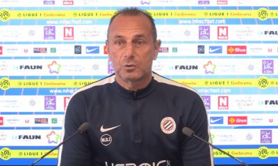 """PSG/Montpellier - Der Zakarian """"Tous les matchs on les joue pour gagner"""""""