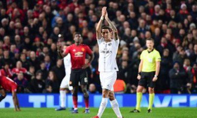 """Manchester United/PSG - Di Maria """"Je savais que ça arriverait"""""""