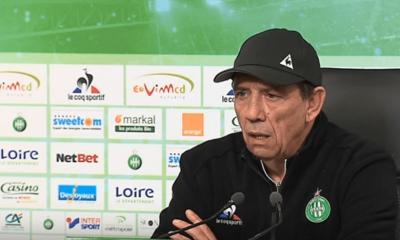 """Saint-Etienne/PSG - Gasset """"On sait les efforts qu'il va falloir produire"""""""