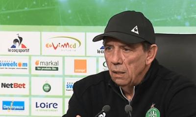 """Saint-Etienne/PSG - Un Gasset """"déçu"""" fait l'éloge de Mbappé """"bientôt le meilleur du monde"""""""