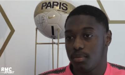 Innocent se confie sur sa progression, Buffon, Areola et Thiago Motta