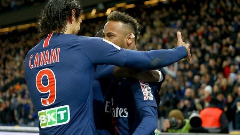 Le PSG à Manchester avec Al-Khelaïfi, sans Cavani ni Neymar, qui retourne à Barcelone cette semaine