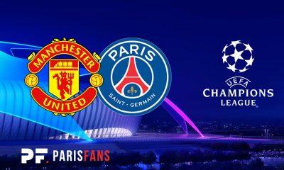 Manchester United/PSG - Les équipes officielles : les 11 Parisiens attendus sont alignés