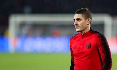 """Verratti: """"Saint-Etienne, c'est un déplacement difficile avec un stade dans lequel il est difficile de jouer"""""""