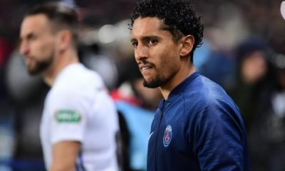 """Saint-Etienne/PSG - Marquinhos """"Il y a des matchs comme ça...Il fallait rester vigilants."""""""