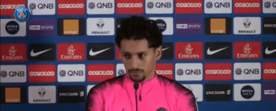PSG/Bordeaux - Marquinhos en conf : milieu, état d'esprit, Manchester United, Pogba et Paredes