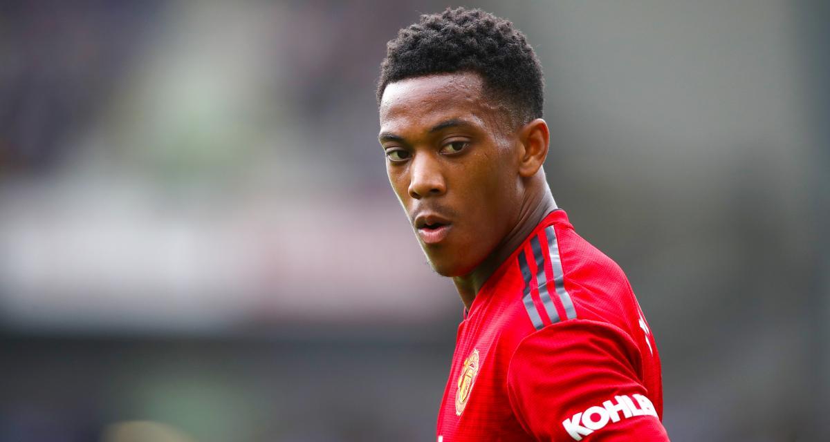 Manchester United/PSG - Martial évoque les absences de Neymar et Cavani, ainsi que le danger Mbappé