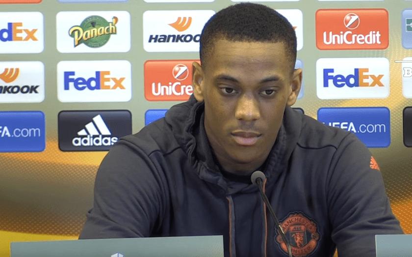 Manchester United/PSG - Martial «Ce sera un grand match, j'espère qu'on va le gagner.»