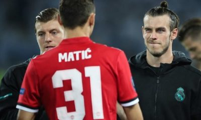 LDC - Nemanja Matic blessé et peut-être forfait pour le retour face au PSG