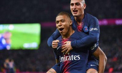 Mbappé évoque la forme de l'équipe, Neymar, Cavani et les coups francs de Di Maria