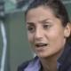 """OL/PSG - Nadia Nadim """"C'est une des meilleures formations au monde. On veut forcément la battre !"""""""