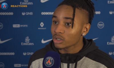 """PSG/Montpellier - Nkunku """"On avait à cœur de prendre les trois points et on le fait avec la manière"""""""