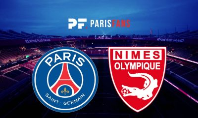 Paris Saint-Germain / Nîmes Olympique – 26e journée Ligue 1