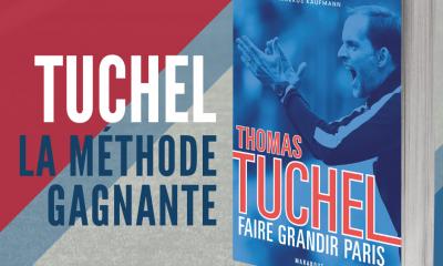 """Concours - Tentez de remporter le livre """"Thomas Tuchel, Faire grandir Paris"""""""