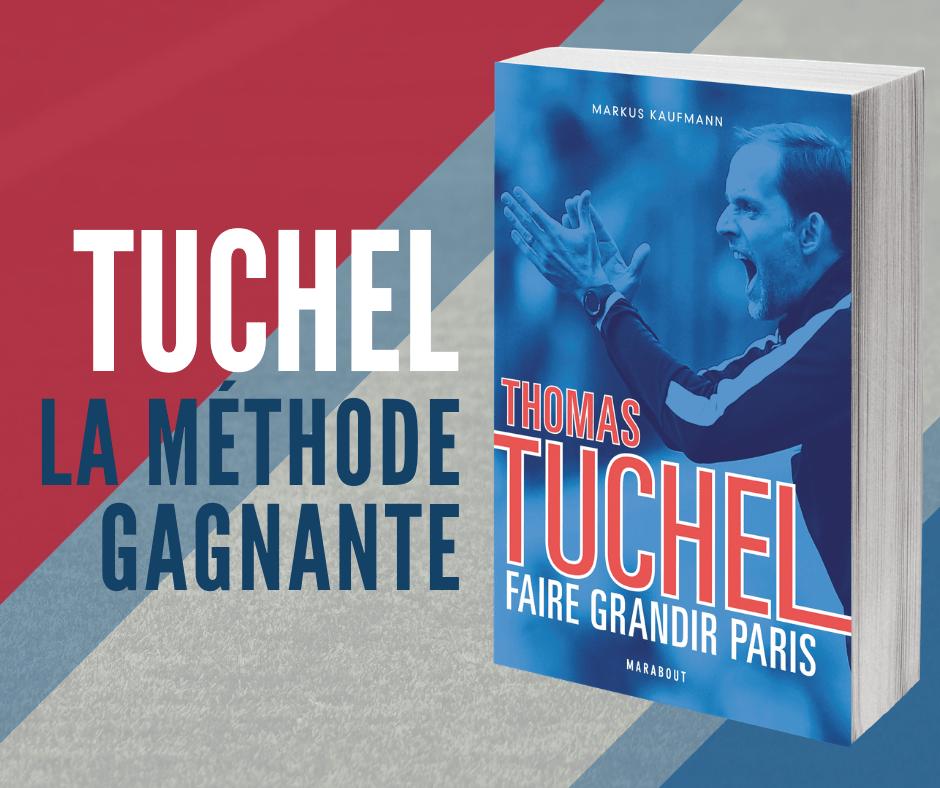 Concours - Tentez de remporter le livre «Thomas Tuchel, Faire grandir Paris»
