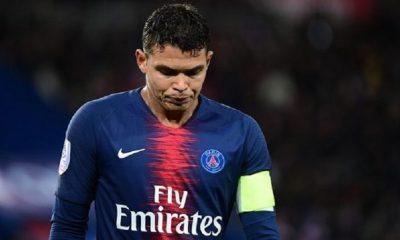Ligue 1 - Thiago Silva logiquement suspendu pour 1 match