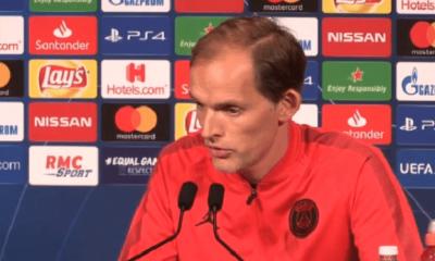 """Manchester United/PSG - Tuchel en conf : """"je veux voir que l'on joue en équipe, prêts à se battre"""""""