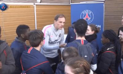 """Thomas Tuchel explique aux supporters pourquoi il a signé au PSG avec beaucoup de """"top"""""""