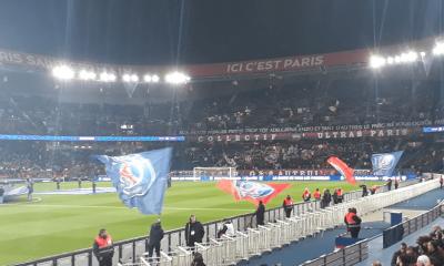 PSG/Dijon - Vu du Parc : belle ambiance et chanson pour Choupo-Moting !