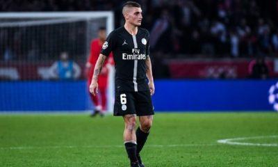 Saint-Etienne/PSG - Verratti n'est pas dans le groupe parisien !