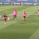Les images du PSG ce mardi : Disney, entraînement et conférence de presse