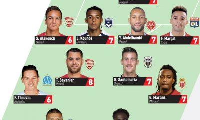 Ligue 1 - 1 joueur du PSG dans le onze-type de la 25e journée de L'Equipe