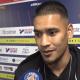 """Caen/PSG - Areola """"Il nous a manqué un peu de réussite en début de match. Mais nous avons su rester sérieux"""""""