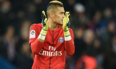 Areola titulaire face à Toulouse et Nantes, d'après L'Equipe
